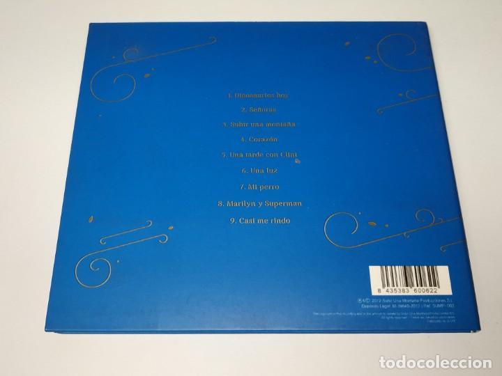CDs de Música: 0121- MARILIA ANDRES SUBIR UNA MONTAÑA CD ( DISCO ESTADO NUEVO) - Foto 2 - 234930200