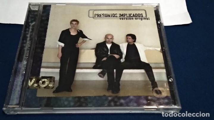 CD ( PRESUNTOS IMPLICADOS - VERSIÓN ORIGINAL - V.O. ) 1999 WARNER - POCO USO (Música - CD's Pop)