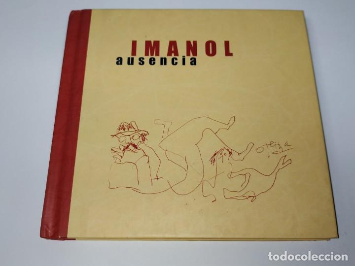 0121- IMANOL AUSENCIA CD ( DISCO ESTADO NUEVO) (Música - CD's Otros Estilos)