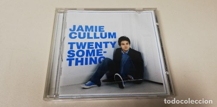 C4- JAMIE CULLUM TWENTY SOMETHING - CD (Música - CD's Otros Estilos)
