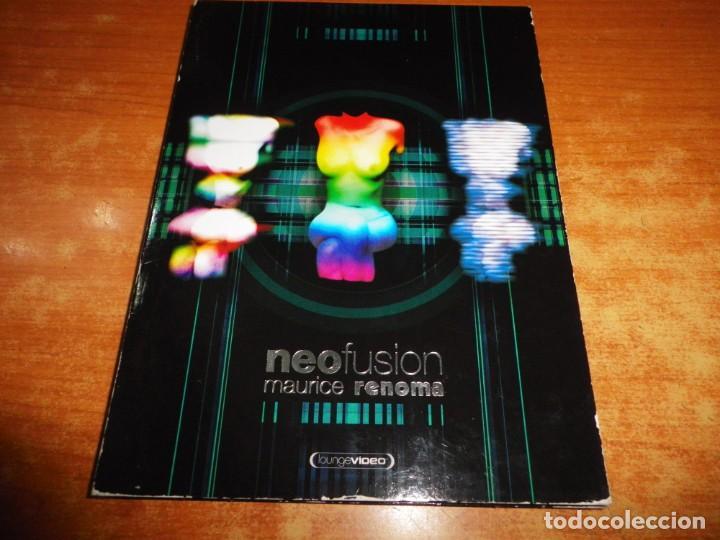 MAURICE RENOMA NEOFUSION CD + DVD DIGIPACK DEL AÑO 2003 CONTIENE 16 TEMAS (Música - CD's Disco y Dance)