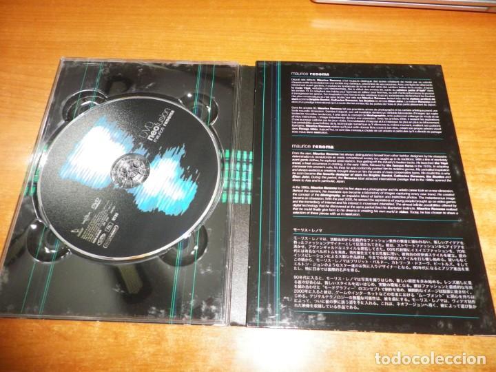 CDs de Música: MAURICE RENOMA Neofusion CD + DVD DIGIPACK DEL AÑO 2003 CONTIENE 16 TEMAS - Foto 2 - 234938080