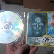 CDs de Música: CD SESION DISCOTECA LIMITE CHUMI DJ VOLUMEN III EDU VOLUMEN I CHIN CHIN PUM. Lote 234967330