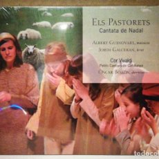 CDs de Música: ELS PASTORETS, CANTATA DE NADAL. Lote 234994870