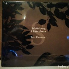 CDs de Música: TRIO KANDINSKY, PIANO. Lote 234997375
