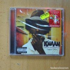 CDs de Música: KNAAN - TROUBADOUR - CD. Lote 235028510