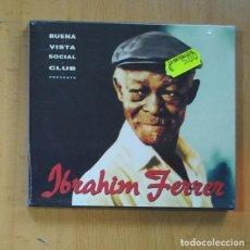 CDs de Musique: BUENA VISTA SOCIAL CLUB - IBRAHIM FERRER - CD. Lote 235030765