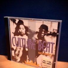 CDs de Música: CD MÚSICA - CULTURE BEAT. Lote 235035470