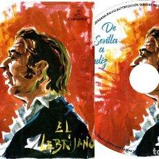 CDs de Música: EL LEBRIJANO. Lote 235078635