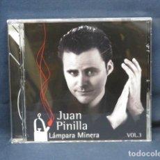 CDs de Música: JUAN PINILLA - LAMPARA MINERA - CD. Lote 235100355