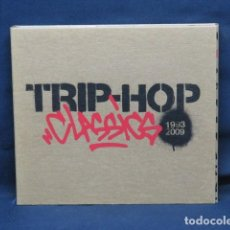 CDs de Música: VARIOUS - TRIP-HOP CLASSICS 1993-2009 - 2 CD. Lote 235119245