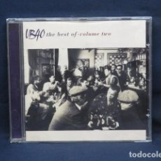 CDs de Música: UB40 - THE BEST OF VOLUME TWO - CD. Lote 235128755