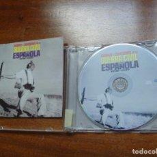 CDs de Música: HIMNOS Y CANCIONES DE LA GUERRA CIVIL ESPAÑOLA / WARNER MUSIC / CD. Lote 235138215