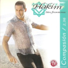 CDs de Música: HAKIM - COMPASION (CDSINGLE CARTON, SENADOR 2003). Lote 235144950