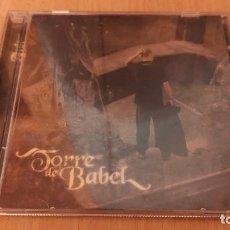 CDs de Música: ZENIT - TORRE DE BABEL. Lote 235146020