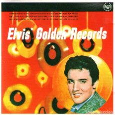 CDs de Música: ELVIS PRESLEY - ELVIS GOLDEN RECORDS - CD ALBUM - 14 TRACKS - BMG MUSIC - AÑO 1993. Lote 235147940