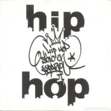 CDs de Música: HIP HOP SOLO EN ESPAÑOL - TRIPLE XXX, MUCHO MUCHACHO, ZEMO, POISON CON MALA RODRIGUEZ. Lote 235151665