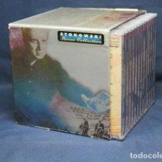 CDs de Música: STOKOWSKI - STEREO COLLECTION - 13 CD BOX SET. Lote 235155090