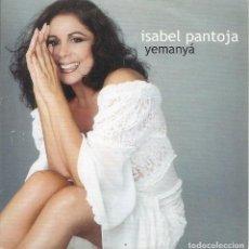 CDs de Música: ISABEL PANTOJA - YEMANYA (CDSINGLE CARTON PROMO, MERCURY RECORDS 2002). Lote 235160270