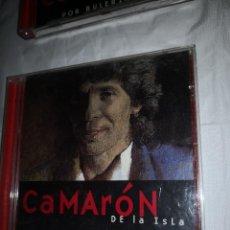 CDs de Música: CAMARON DE LA ISLA CD MUSICA COLECCION MUSICA. Lote 235168490