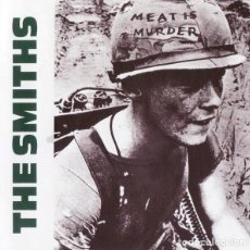 CDs de Música: THE SMITHS MEAT IS MURDER CD. Lote 235188860