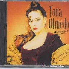 CDs de Música: TONA OLMEDO - A MI AIRE CD 1991. Lote 235188940