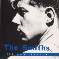 CDs de Música: THE SMITHS HATFUL OF HOLLOW CD. Lote 235190850
