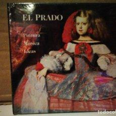 CDs de Música: EL PRADO/PINTURA, MUSICA, IDEAS. Lote 235195090