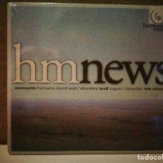 CDs de Música: HM NEWS. Lote 235195275