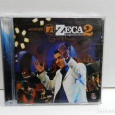 CDs de Musique: DISCO CD. ZECA PAGODINHO – ACÚSTICO MTV 2 - GAFIEIRA. COMPACT DISC.. Lote 235199615