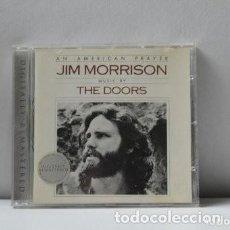 CDs de Música: CD JIM MORRISON - THE DOORS. Lote 235260595