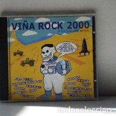 CDs de Música: CD VIÑA ROCK 2000. Lote 235263425