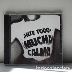 CDs de Música: CD SINIESTRO TOTAL - ANTE TODO MUCHA CALMA. Lote 235264200