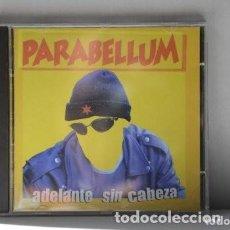 CDs de Música: CD PARABELLUM - ADELANTE SIN CABEZA. Lote 235271975