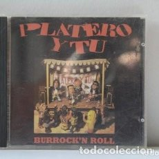 CDs de Música: CD PLATERO Y TU. Lote 235272400