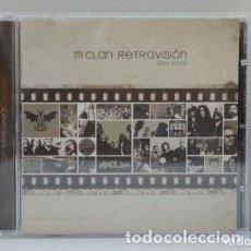 CDs de Música: CD MCLAN - RETROVISION 1995 - 2006. Lote 235273870