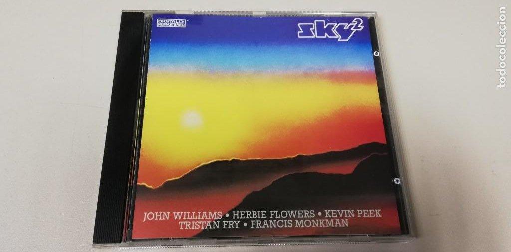 C5- SKY VOL 2-CD (DISCO NUEVO) (Música - CD's Otros Estilos)