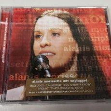 CDs de Música: C5- ALANIS MORISSETTE MTV UNPLUGGED -CD (DISCO NUEVO). Lote 235287790