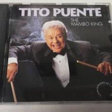 CDs de Música: C5- TITO PUENTE THE MAMBO KING -CD (DISCO NUEVO). Lote 235288075