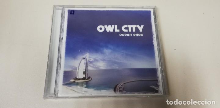 CDs de Música: C5- OWL CITY OCEAN EYES -CD PRECINTADO - Foto 1 - 235291230