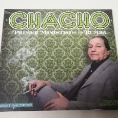 CDs de Música: C5- CHACHO PRIMER MINISTRO DE LA RUMBA -CD PRECINTADO N1. Lote 235292270