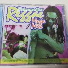 CDs de Música: C5- THE VISION MASTERMIXERS REGGAE MEGA MIX -CD PRECINTADO. Lote 235293320