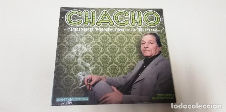 C5- CHACHO PRIMER MINISTRO DE LA RUMBA -CD PRECINTADO N2 (Música - CD's Otros Estilos)