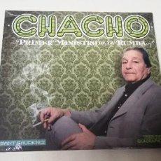 CDs de Música: C5- CHACHO PRIMER MINISTRO DE LA RUMBA -CD PRECINTADO N2. Lote 235294020