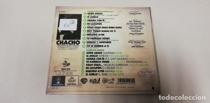 CDs de Música: C5- CHACHO PRIMER MINISTRO DE LA RUMBA -CD PRECINTADO N2 - Foto 2 - 235294020