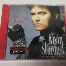 CDs de Música: C5- ALVIN STARDUST 16 CLASSIC TRACKS -CD PRECINTADO. Lote 235294550
