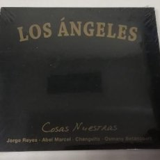CDs de Música: C5- LOS ANGELES COSAS NUESTRAS -CD PRECINTADO N1. Lote 235295040