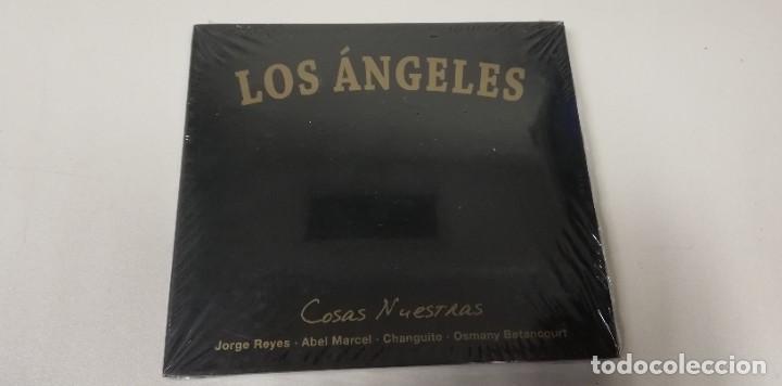 C5- LOS ANGELES COSAS NUESTRAS -CD PRECINTADO N2 (Música - CD's Otros Estilos)