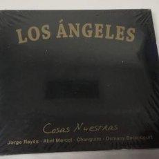 CDs de Música: C5- LOS ANGELES COSAS NUESTRAS -CD PRECINTADO N2. Lote 235295705