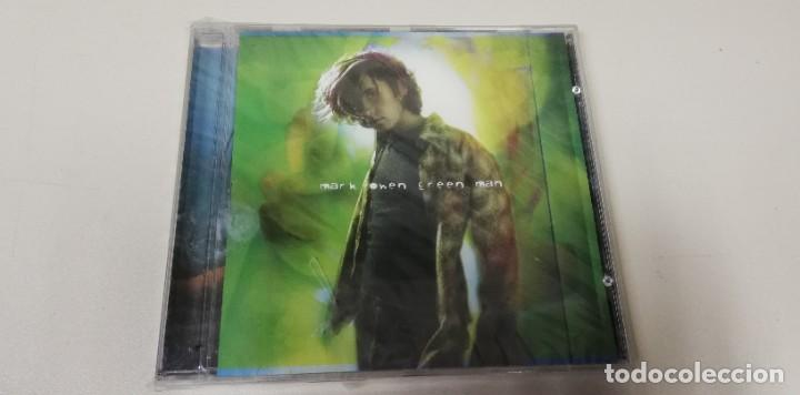 CDs de Música: C5- MARK OWEN GREEN MAN -CD PRECINTADO - Foto 1 - 235296220